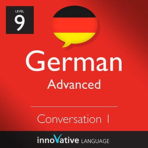 Advanced Conversation #1, Volume 2 (German) cover art