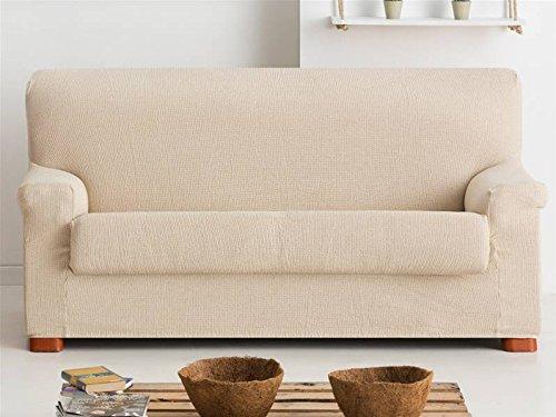 Lanovenanube - Funda Sofa Duplex Dorian 3 plazas Color Beig C11