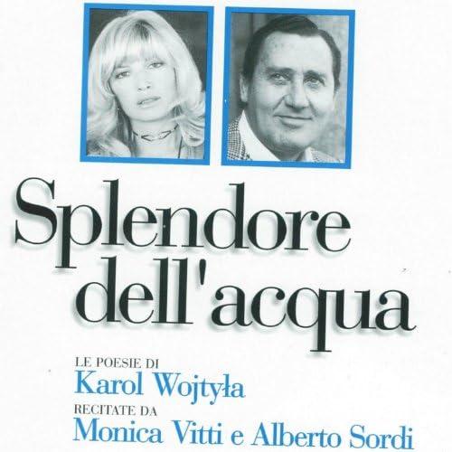Monica Vitti, Alberto Sordi