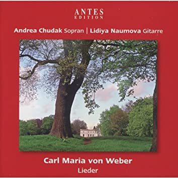 Weber: Lieder