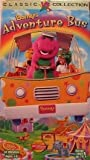 Barney's Adventure Bus Classic Collection VHS