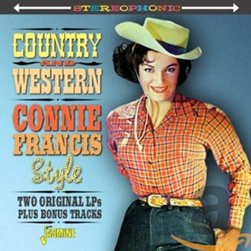 Country & Western Connie Franc [Import Allemand]