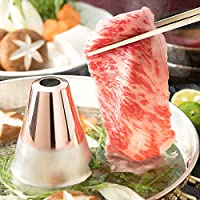大金畜産 知床牛 肩ロースしゃぶしゃぶ用 360g 北海道 牛肉 しゃぶしゃぶ お取り寄せ