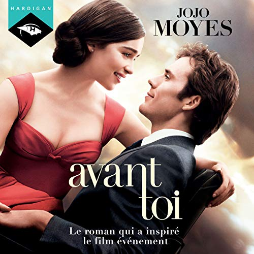 Avant toi audiobook cover art