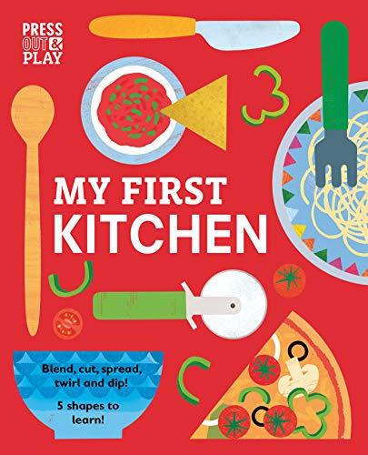 My First Kitchen (Press & Play)