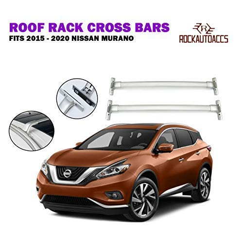 ROKIOTOEX Roof Rack Crossbars fit for Fit 2014-2021 Acura MDX Side ...