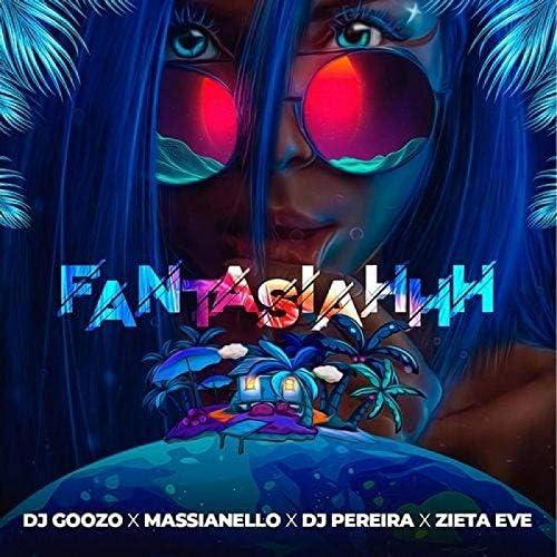 DJ Goozo, Massianello & DJ PEREIRA feat. Zieta Eve