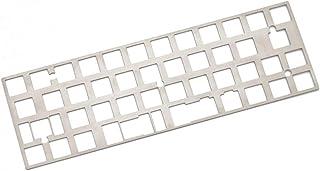 機械的な 43キー40%カスタムメカニカルキーボードP-C-BプログラミングN-U-M-P-A-DレイアウトRGBボトム接着A-L-P-S MX (Color : BM43a MX Plate x1)