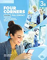 Four Corners Level 3B Full Contact with Self-study