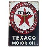 Fengdp La Lata del Metal Regla de Garage Gasolina País Estilo Fijo Cartel Placa Pub decoración de la Pared 20x30cm Wall (Color : Green, Size : 20x30cm)