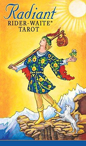 Tarot Rider-Waite - Baraja de Cartas - Adivinación - Predicciones