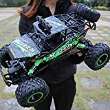 YXWJ 1:12 4WD RC Cars 2.4G Radio Control Toys Buggy High Speed Trucks Off-Road For Children Car Rock Crawlers...