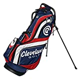 Cleveland Golf Men's Cg Stand Bag, Black