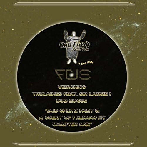 Vibronics, Trulaikes & Dub Rogue