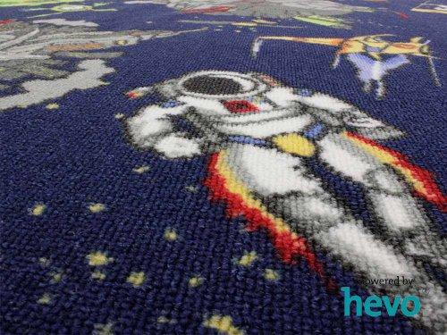 Kinderspielteppich Space - 5