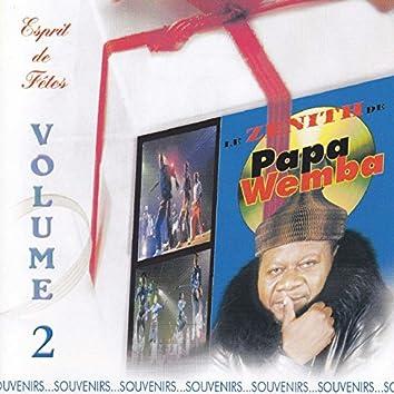 Le Zénith de Papa Wemba, vol. 2 (Live 1999)