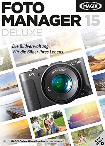 MAGIX Foto Manager 15 deluxe [Download]