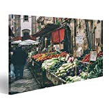 islandburner Bild Bilder auf Leinwand Palermo, Italien -