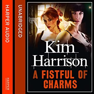 Rachel Morgan: The Hollows (4) - A Fistful of Charms cover art