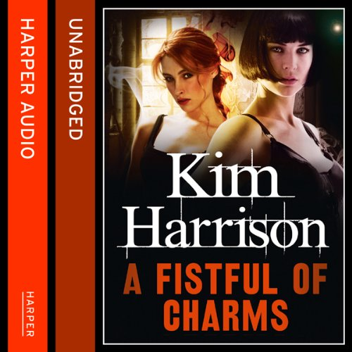 Rachel Morgan: The Hollows (4) - A Fistful of Charms                   By:                                                                                                                                 Kim Harrison                               Narrated by:                                                                                                                                 Marguerite Gavin                      Length: 17 hrs and 6 mins     31 ratings     Overall 4.2