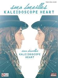 Sara Bareilles Kaleidoscope Heart Piano Vocal Guitar Book