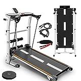 YLJYJ Faltbarer Bezug Shock Running Laufband Trainingsausrüstung für Fitness Laufband Radfahren...