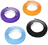 Build Bonanza Self Adhesive Tape Works Building Block Tape, Purple/Black/Turquoise/Orange