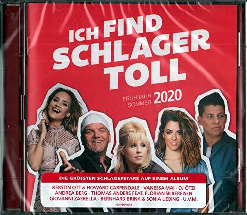 Ich finde SchIager toII (FJ/S0 2O2O)