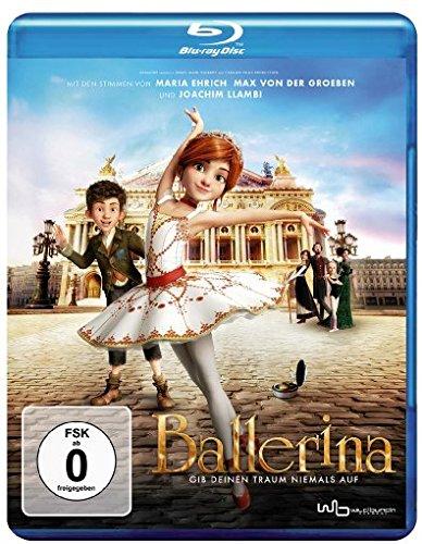 Ballerina - Gib deinen Traum niemals auf [Blu-ray]