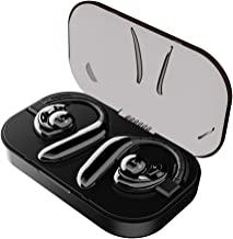 AMINY Wireless Earbuds for Running 4.2 Earphone Stereo Music Headsets IPX6 Sweatproof True Wireless Headphones Handsfree with Microphone (Updated Version)