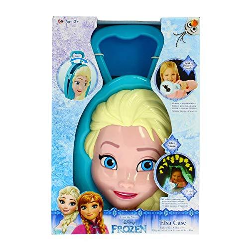 Disney Maletín Frozen-VHTI_1684044, Color Azul (HTI