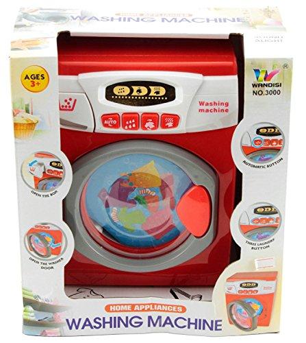 Spielzeug Waschmaschine Haushaltsspielzeug für Spielküche