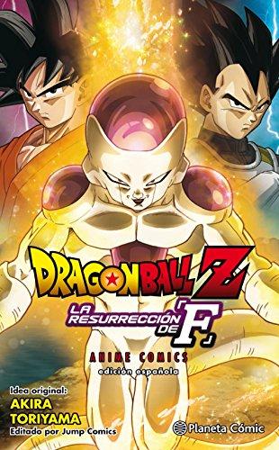 Dragon Ball Z La resurrección de Freezer (CASTELLANO): La resurrección de Freezer (Manga Shonen)