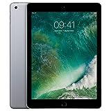 Apple iPad 9.7 (5th Gen) 128GB Wi-Fi - Space Grey (Renewed)