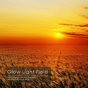 A yellow field