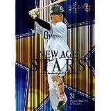 BBM2020 ベースボールカード ファーストバージョン NEW AGE STARS No.NS01 佐藤龍世