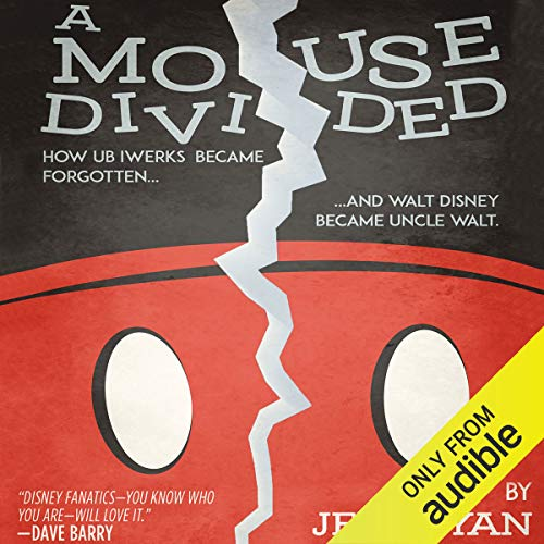 A Mouse Divided audiobook cover art