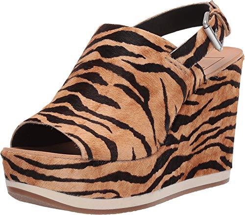 Dolce Vita Women's Shan Tiger Calf Hair 9.5 M