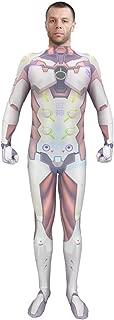 Game Overwatch Shimada Genji Cosplay Costumes Lycra Zentai OW Halloween Costume Bodysuit Jumpsuit