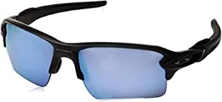 Oakley Flak 2.0 XL Sunglasses with USA Flag Lens Cleaning Kit