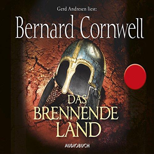 Das brennende Land audiobook cover art