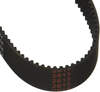 BESTORQ 255-3M-15 3M Timing Belt, Rubber, 255 mm Outside Circumference, 15 mm Width, 3 mm Pitch, 85 Teeth