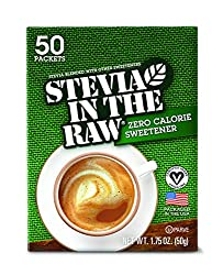 Stevia In The Raw, 50 Count Box