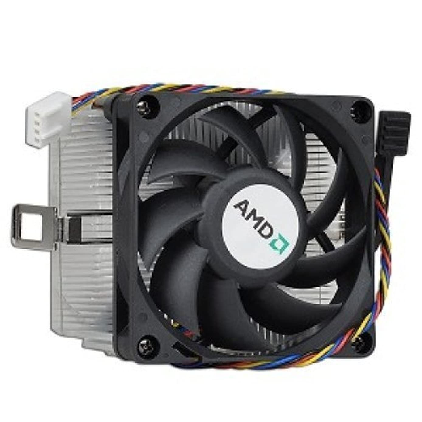 AMD Socket AM3 / AM2 / 1207/940 / 939/754 4-Pin Connector CPU Cooler with Aluminum Heatsink & 2.75-Inch Fan with Pre-Applied Thermal Paste for Desktop PC Computer (TS9)