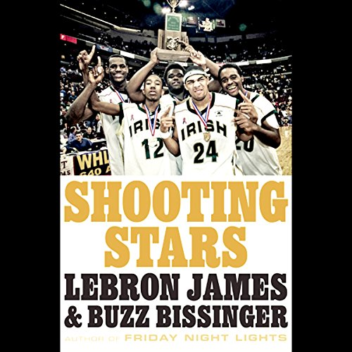 Shooting Stars audiobook cover art