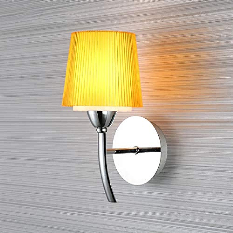 Wandleuchten LED Wandleuchte Kinder- Lampe Moderne Acryl lesen Wand Lampe Nachttischlampe Korridor Treppe Balkon Lampen (Farbe  wei)