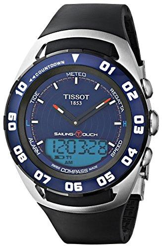 Tissot Herren-Armbanduhr Sailing-TOU T0564202704100