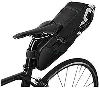Roswheel Tail Bag Full Waterproof MTB Mountain Bag Back Seat Rear Saddle Bag