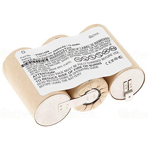 cellePhone Akku NI-MH kompatibel mit Hoover S1120 (Ersatz für 93001498)