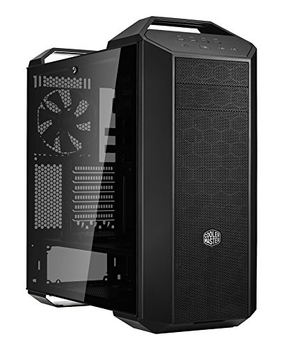 Cooler Master MasterCase MC500 Case per PC 'E-ATX, ATX, mATX, mini-ITX, Pannello Laterale in Vetro Temperato' MCM-M500-KG5N-S00
